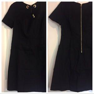 Boden Alice dress, A-line, Black